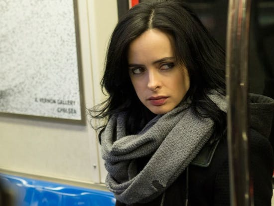 Netflix Debuts New 'Jessica Jones' Teaser Trailer