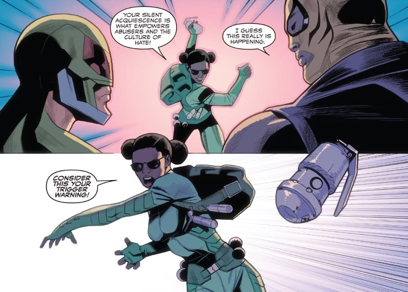 Sam Wilson Captain America #17 by Marvel Comics