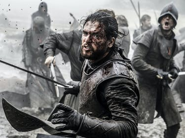 Jon Snow in 'Game of Thrones'