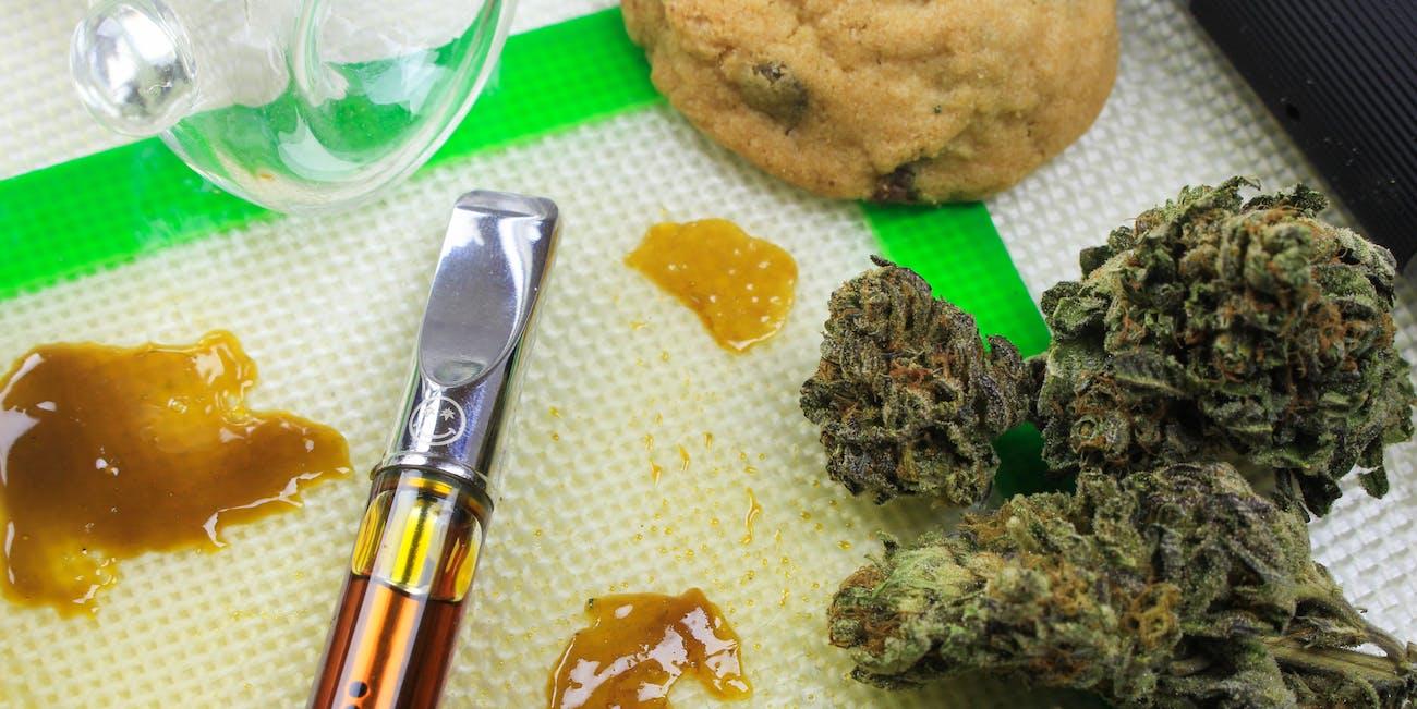 edibles, marijuana