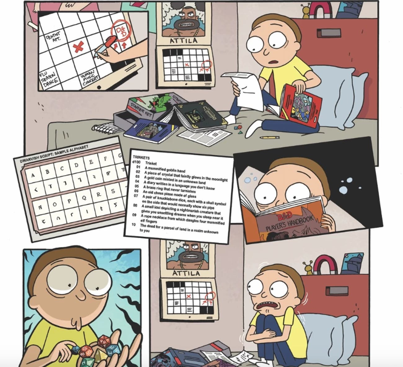 'Rick and Morty vs. Dungeons & Dragons'