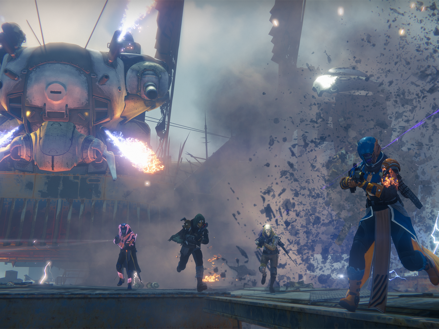 The New 'Destiny' Raid Kills the Lone Wolf