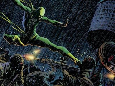 Scott Buck Will Make Netflix and Marvel's 'Iron Fist' Its Next Dark and Shadowy Thing