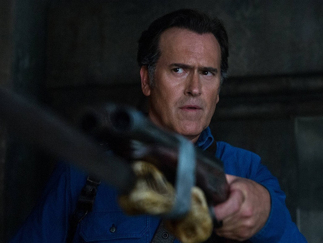 How The 'Evil Dead' Franchise Keeps Crawling Out Of Its Grave