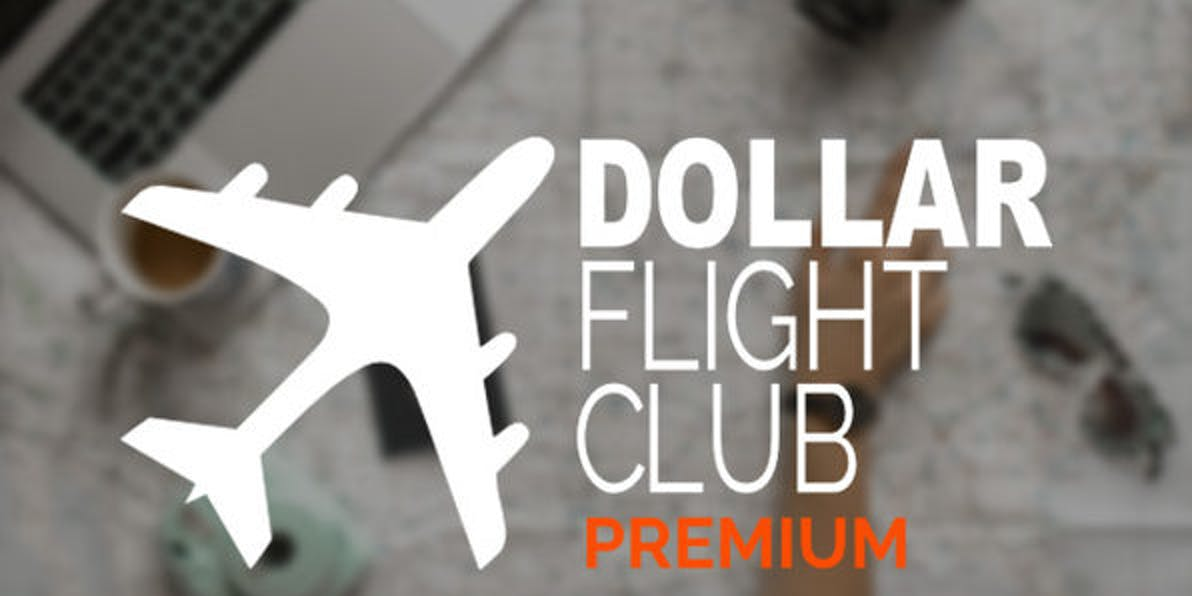 Dollar Flight Club Premium: 1-Yr Subscription