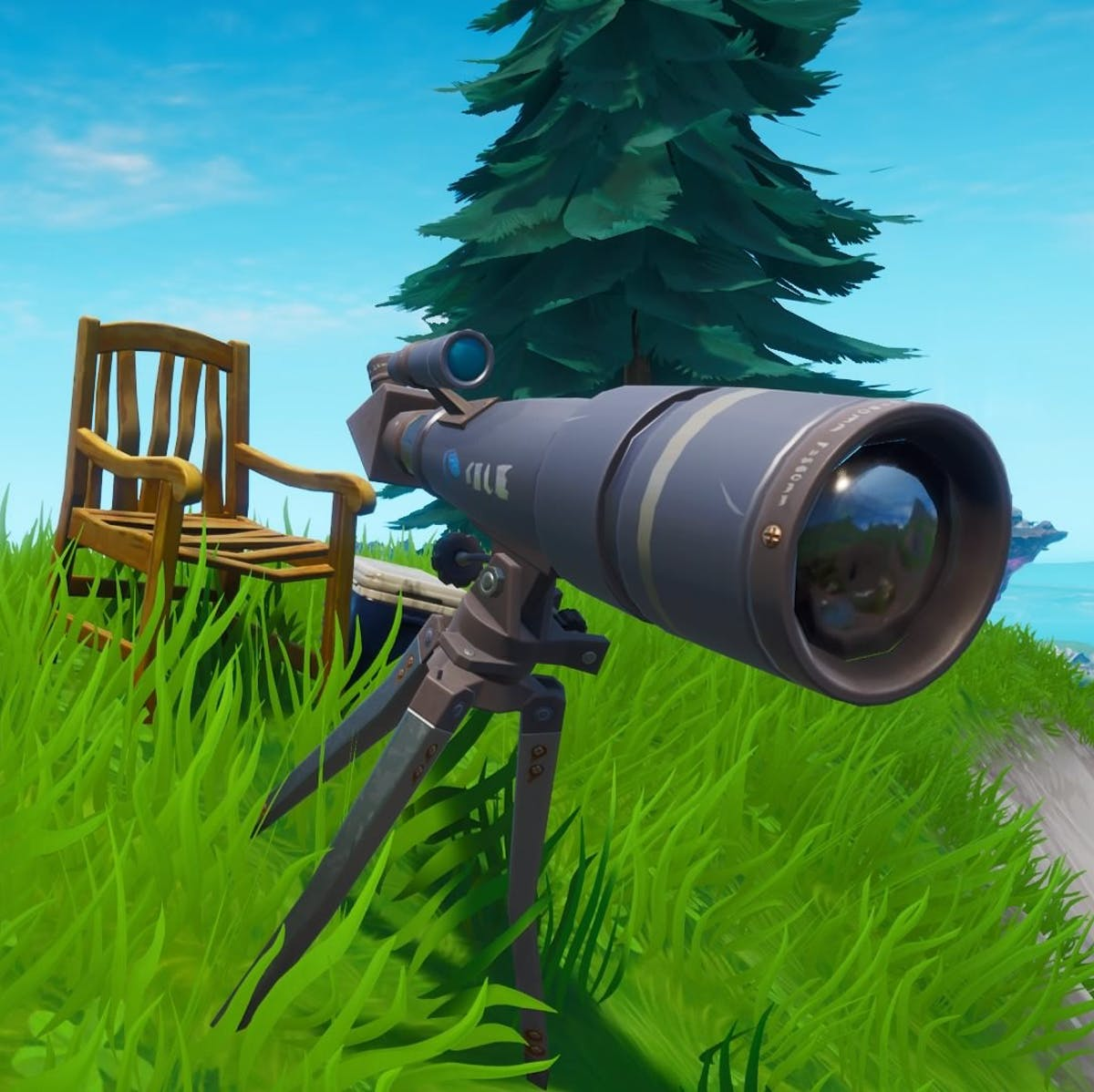 Where to dance at different telescope locations in 'Fortnite' this week