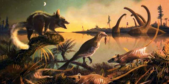 Scientists claim they found remnants of man's earliest ancestors in southern England.