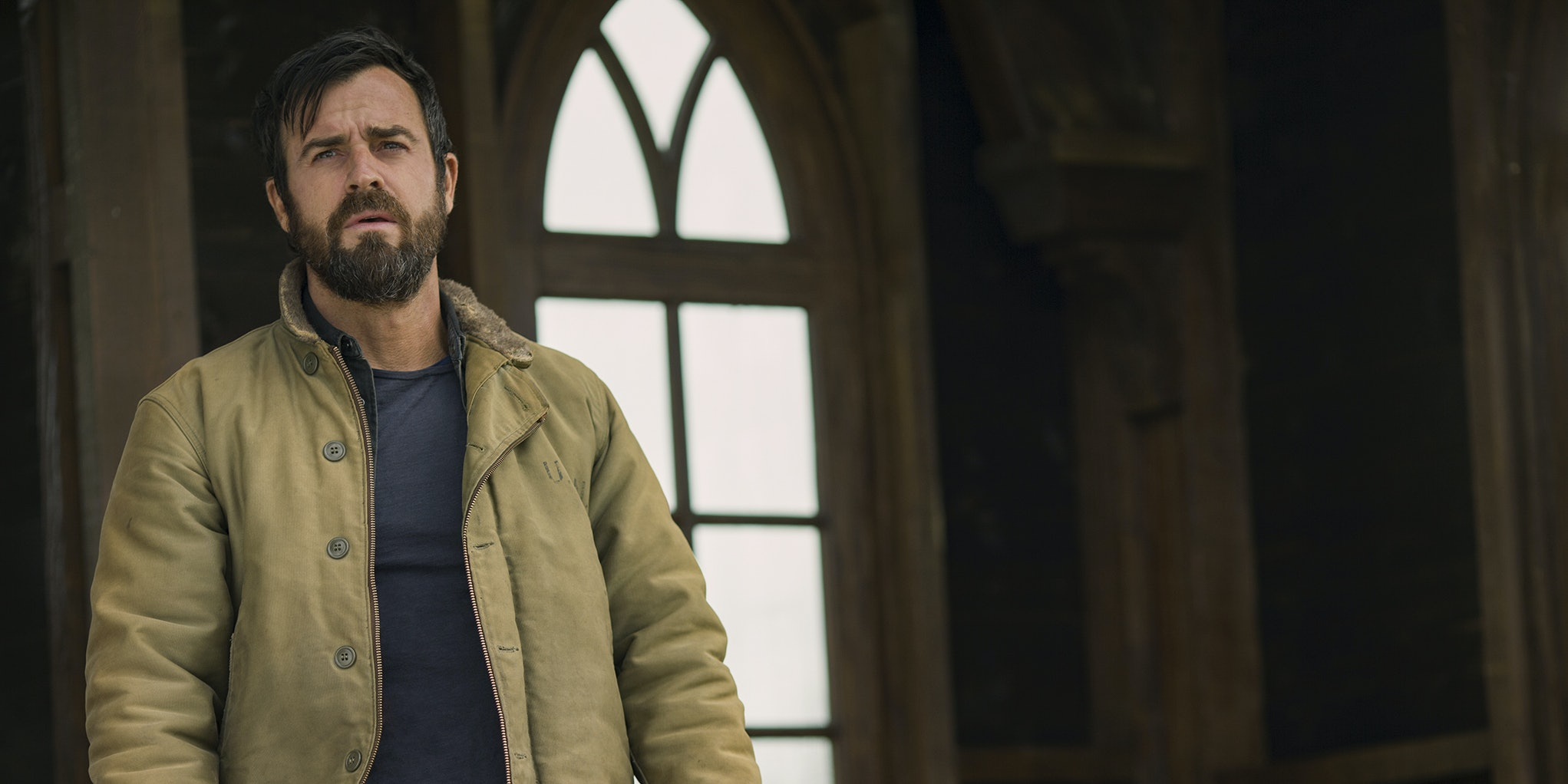 Justin Theroux in Australia in 'The Leftovers' Season 3