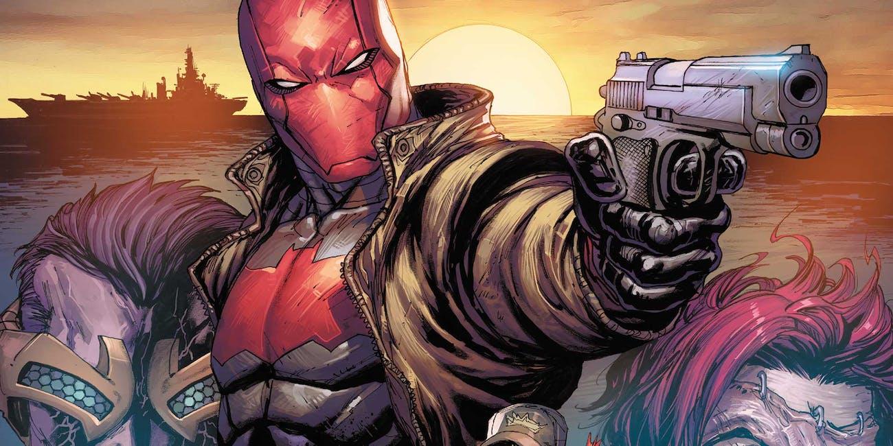 DC Comics Red Hood Titans