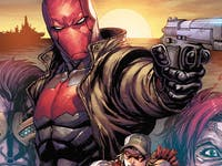 DC Comics Red Hood Titans