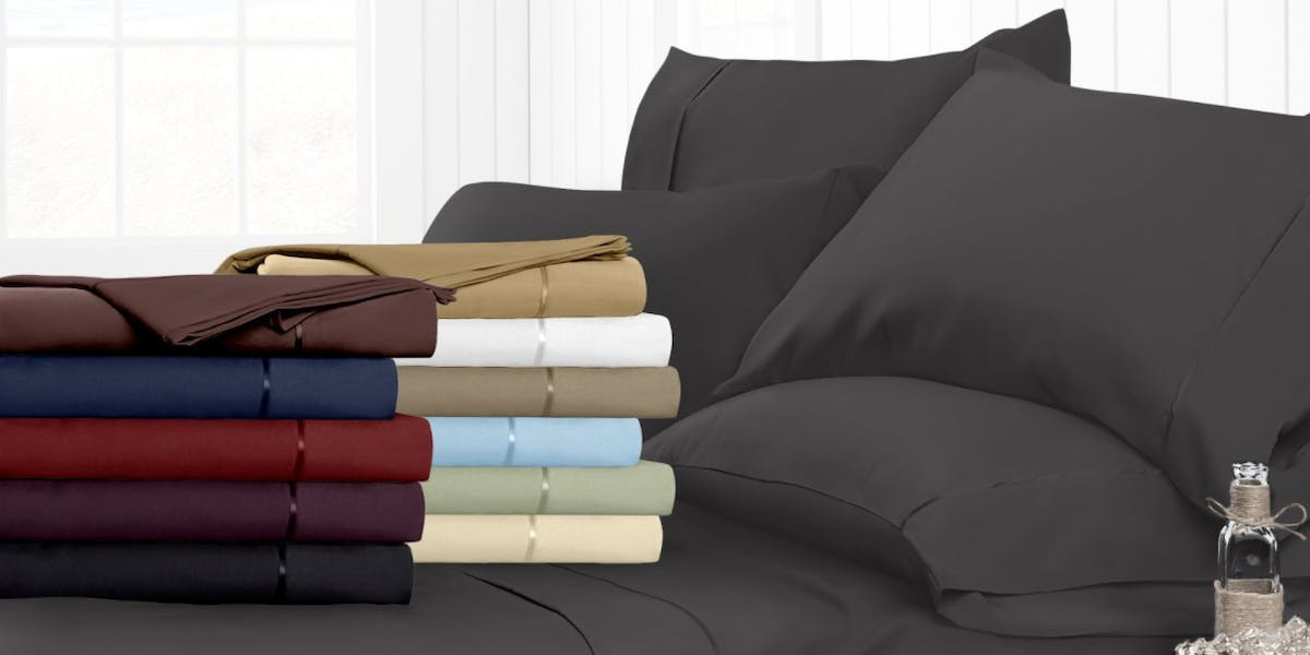 sheet set cotton
