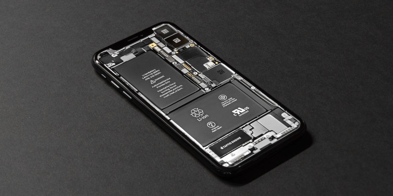 iphone x battery charging