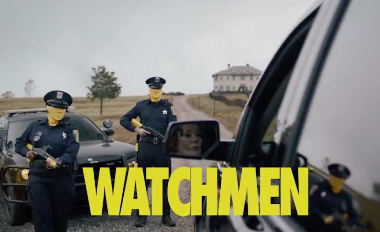 HBO's 'Watchmen'