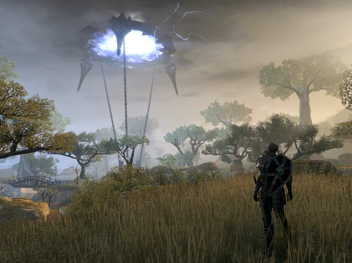 Elder Scrolls Online' Update's a Solo Player's Nightmare