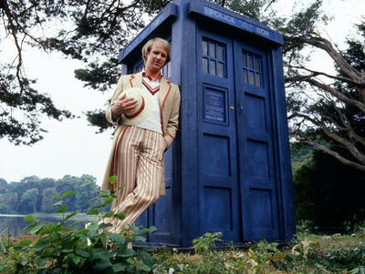 Stream These 5 Classic 'Doctor Who' Episodes Before Season 10