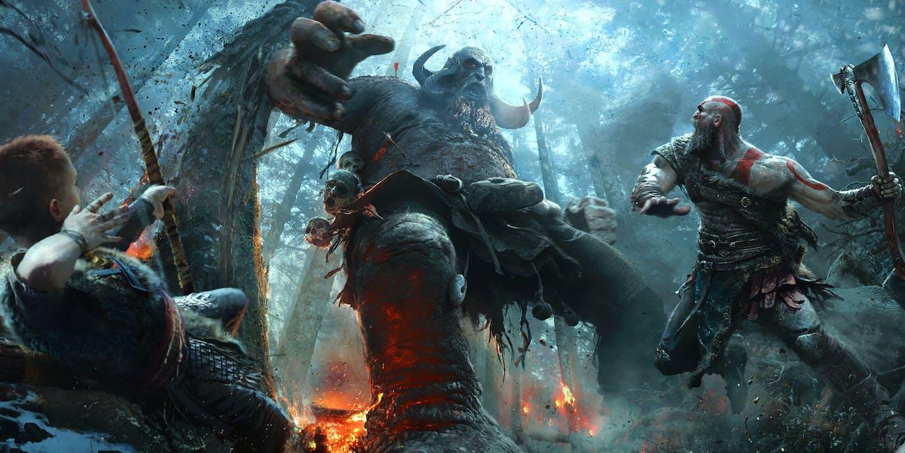 'God of War' ps5