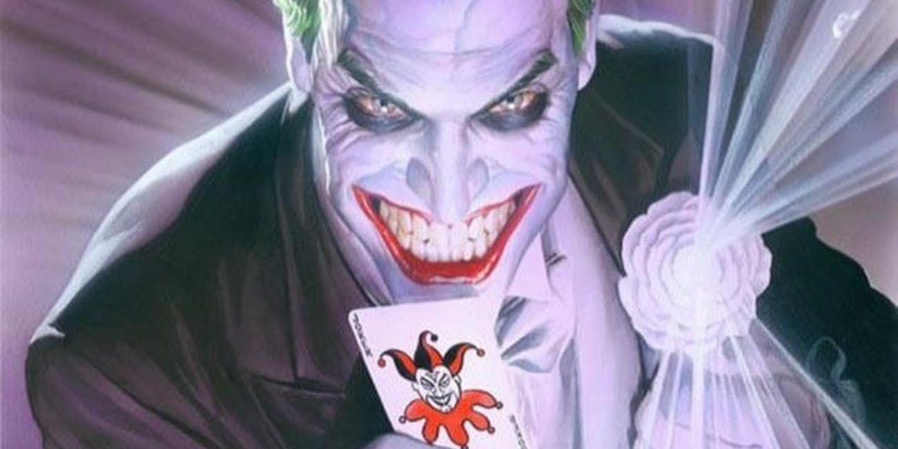 The Joker DC Comics