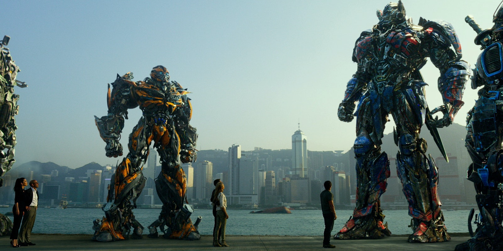 Hope You Want 14 More 'Transformers' Movies From Michael Bay