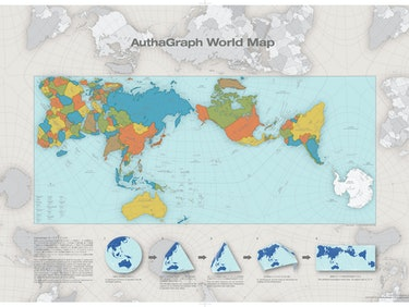 This Brilliant Map Will Change the Way You See the World