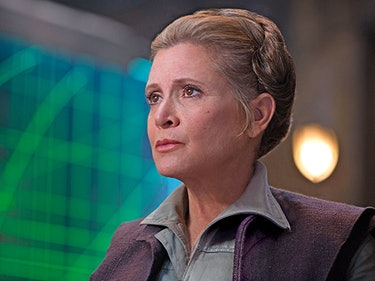 Disney CEO: 'Last Jedi' Won't Be Changed After Carrie Fisher's Death