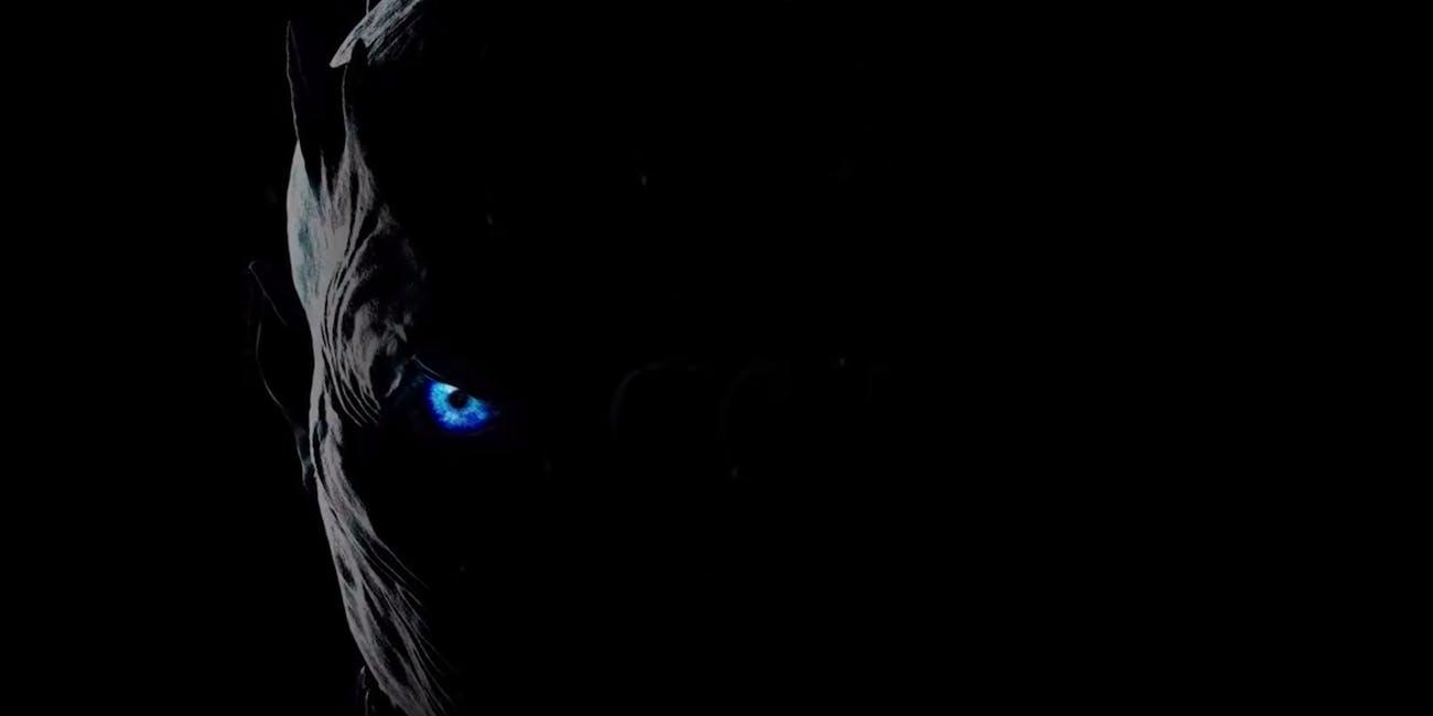 The Night's King Has His Eye on Jon Snow in 'GoT' Teaser