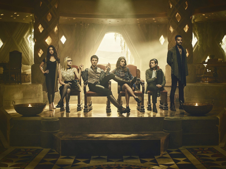 'The Magicians' Showrunners on How Fate Fucks Up Season 2