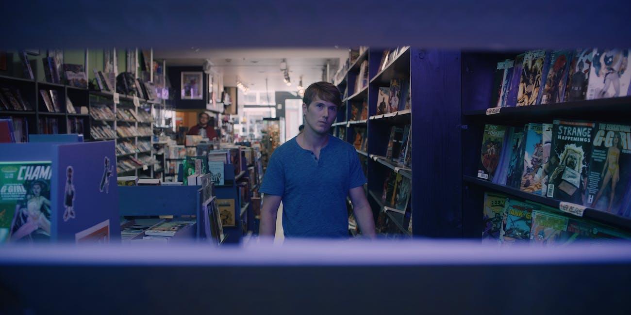 Glass Blu-ray M. Night Shyamalan