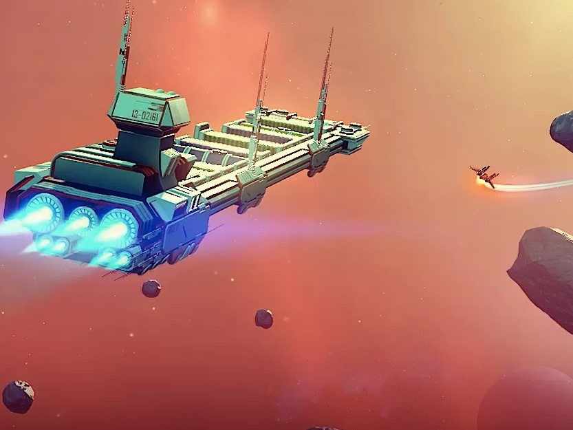 Sean Murray Says Yes to Space Whales