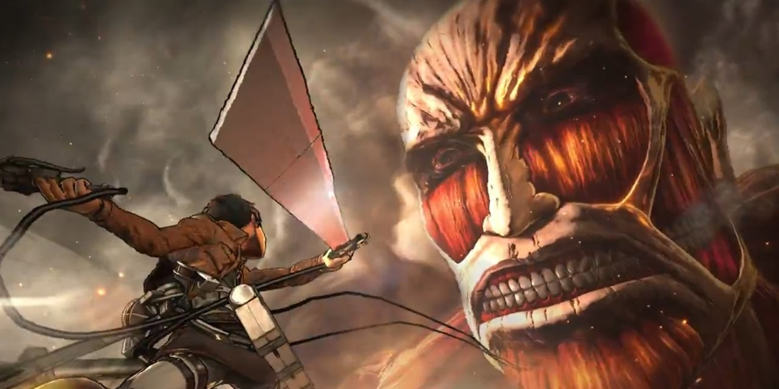 The 'Attack On Titan' Developers are Shocked To Be Big in America   Inverse