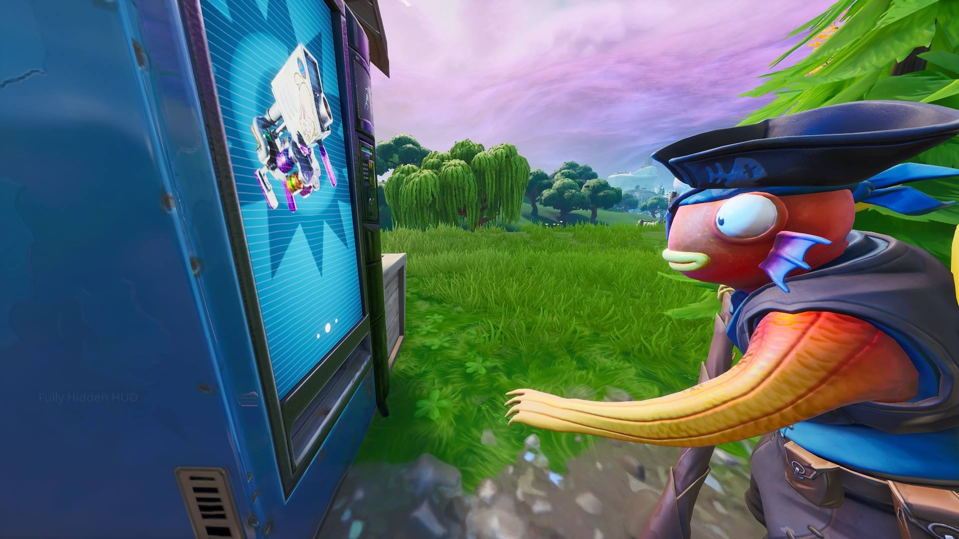 Fortnite Vending Machines Locations And Map For The Week 8