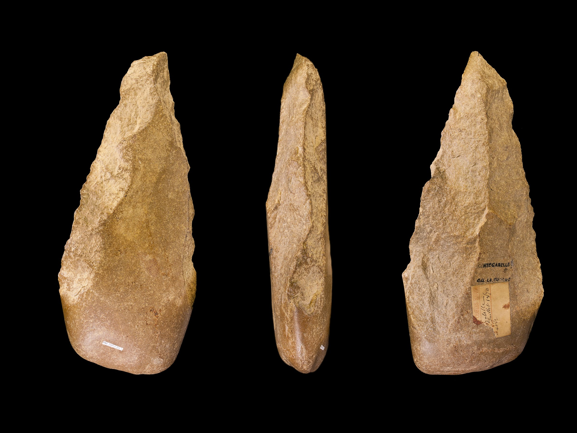 Earty Stone Age tools