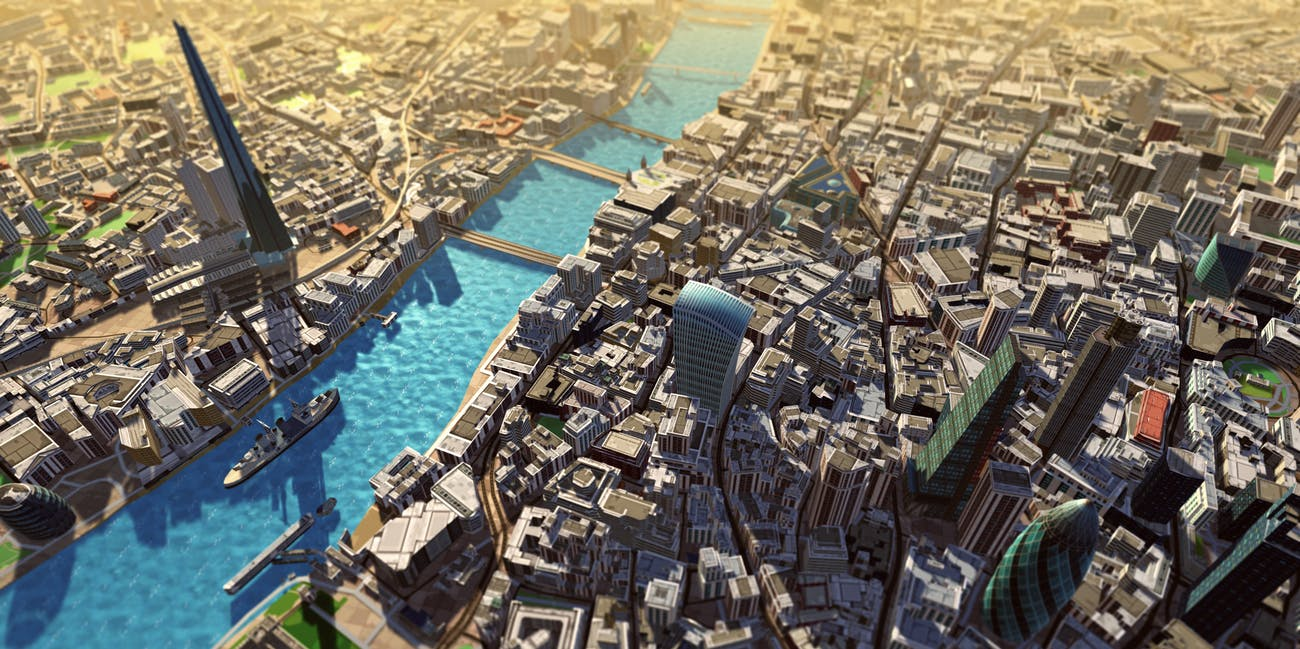 This 3D Mapping Company Wants to Make the Real World Look as Good as