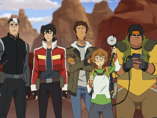 'Voltron Legendary Defender' Is A Perfect Reboot, According to Twitter