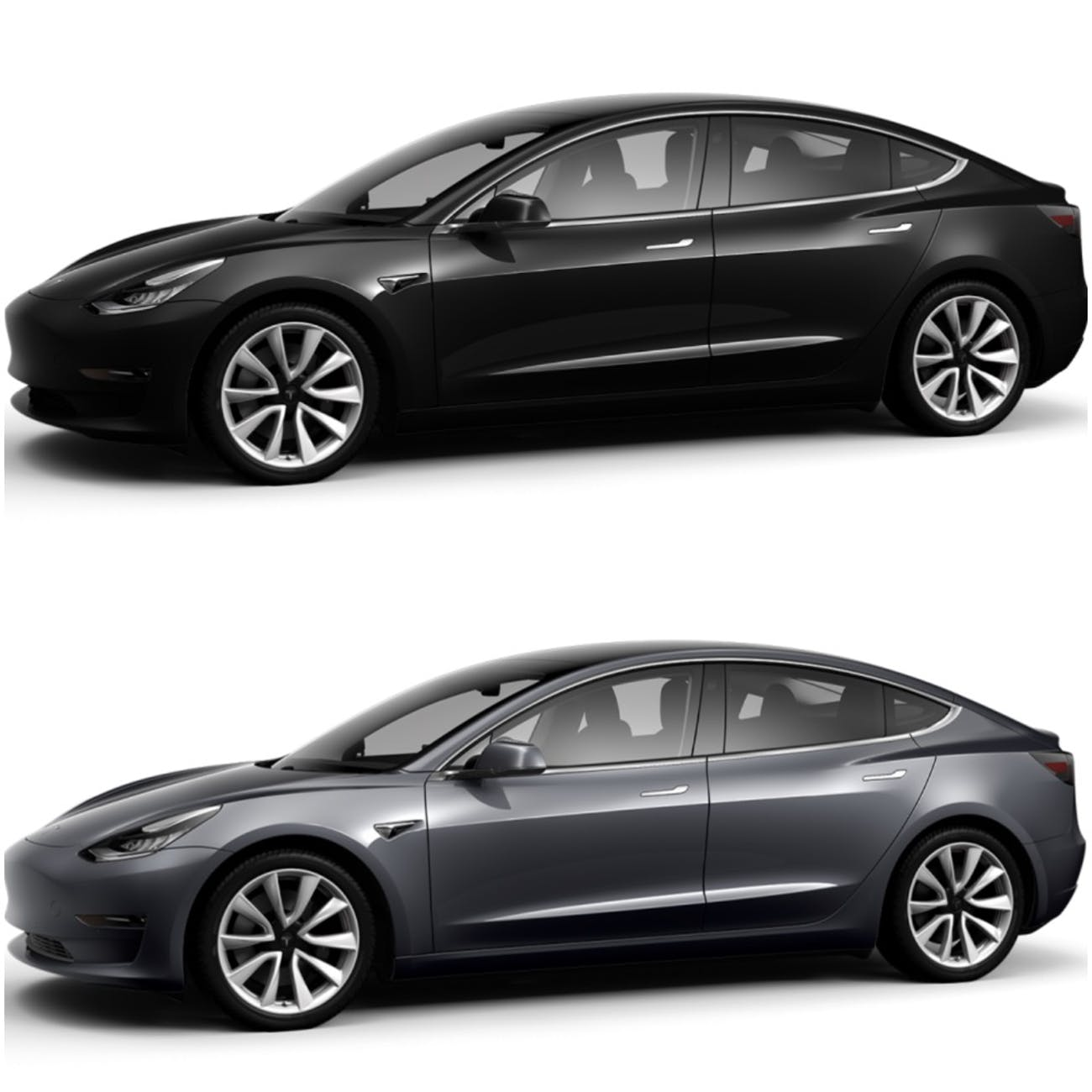 Tesla Model 3 Colors That Are Being Removed