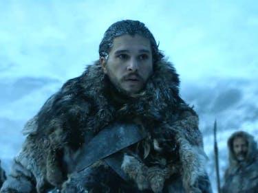 Jon Snow in 'Game of Thrones'