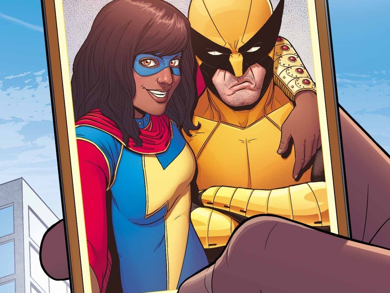 Marvel Now Accepting Superhero Selfies For Charity
