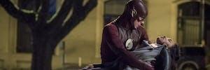 The Flash Barry Iris Season 4