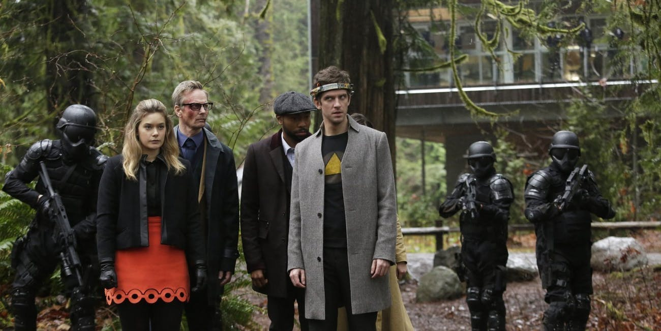 12 Trippy Behind-the-Scenes Secrets from S1 of FX's 'Legion