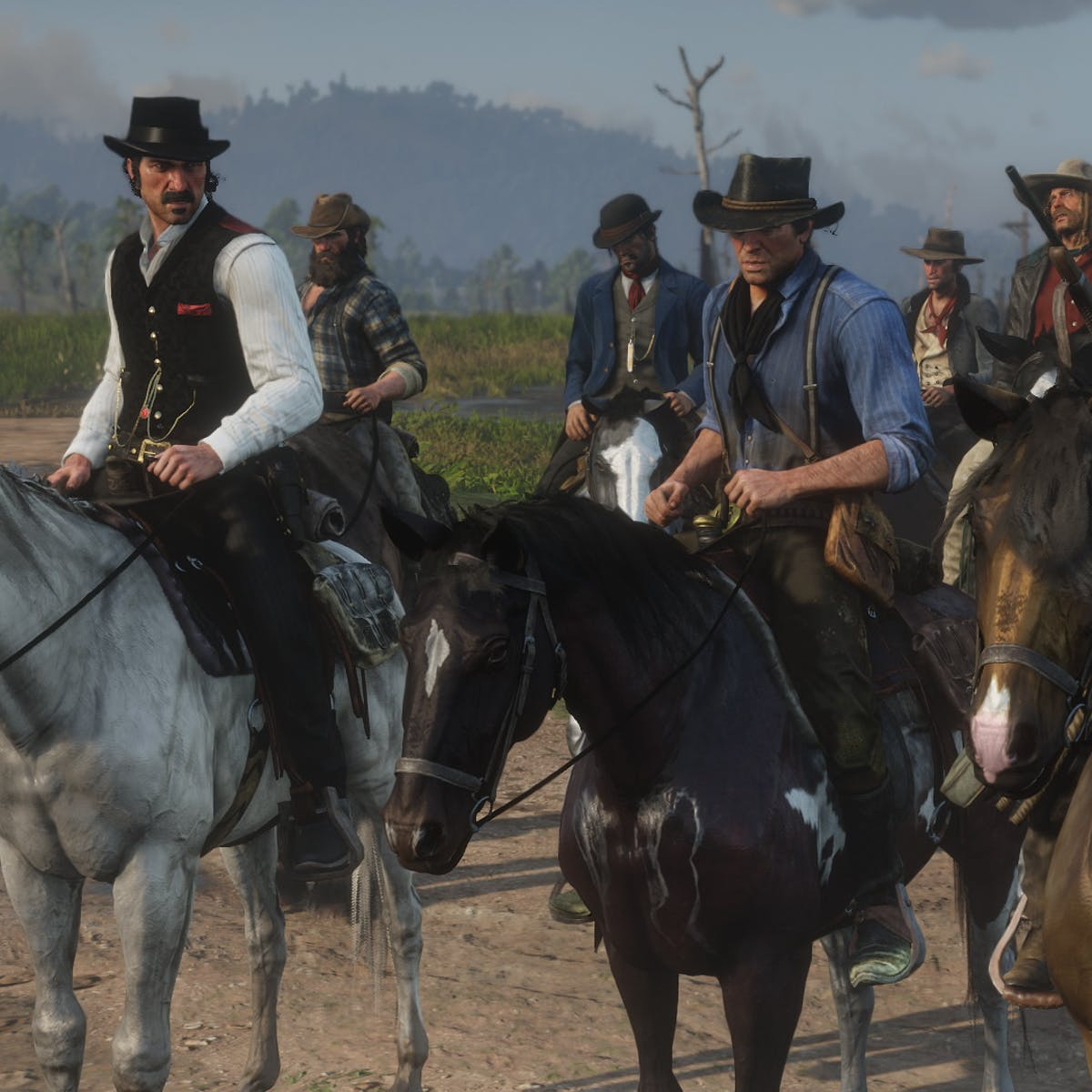 'Red Dead Redemption 2' PC trailer might make you ditch your console