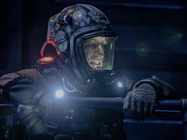 Something Is Still Alive Inside Eros on 'The Expanse'