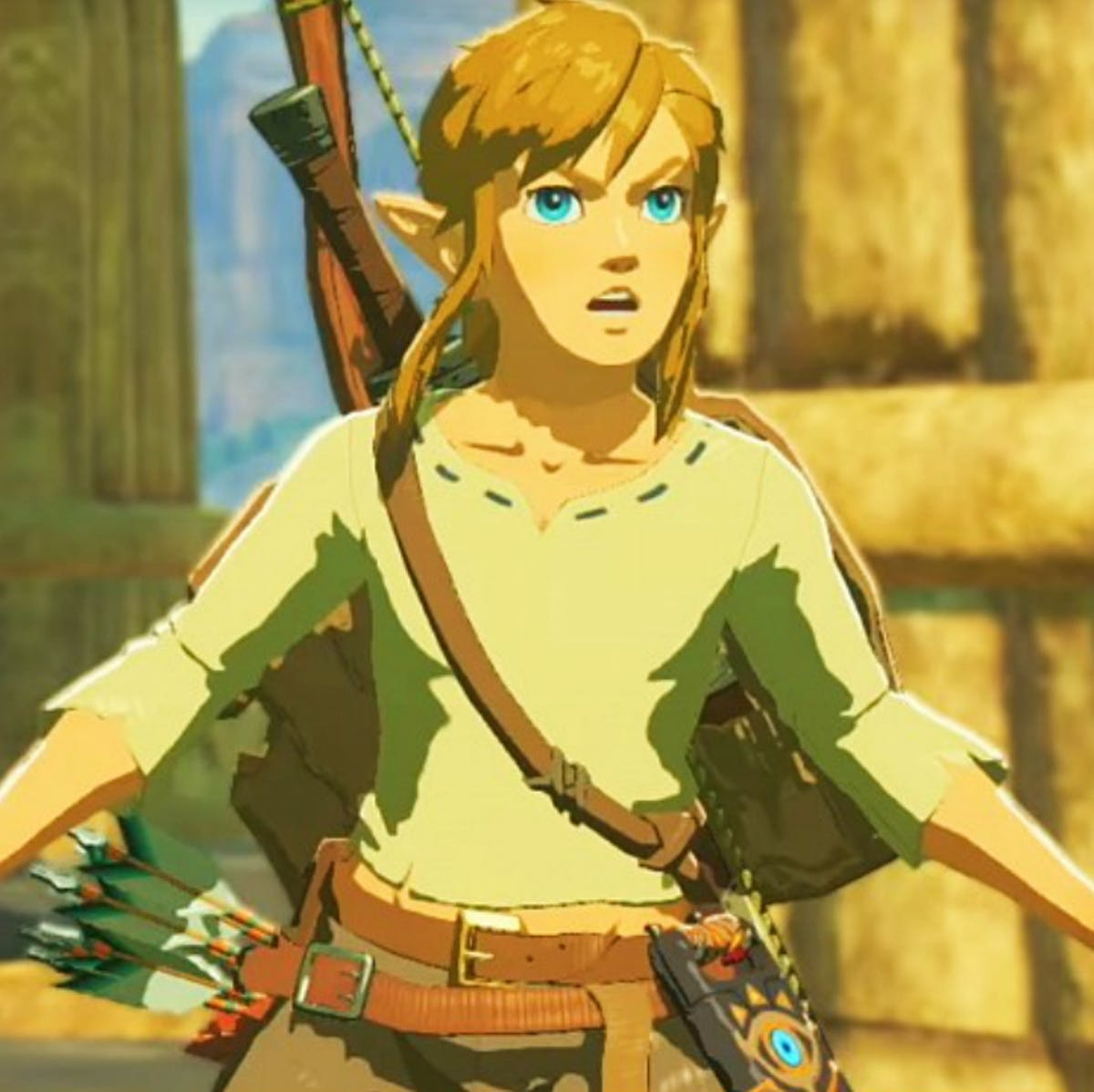 """'Breath of the Wild 2' News: Nintendo Teases a Brand New Map and """"Terrain"""""""