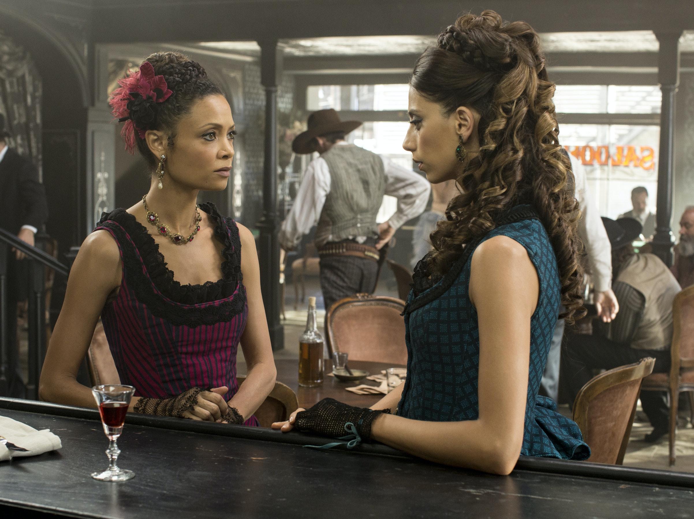 Twists Aside, Westworld's Greatest Success Is Female Agency