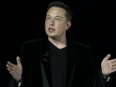 Elon Musk's OpenAI Can Be Muscle for Safe Artificial Intelligence Research
