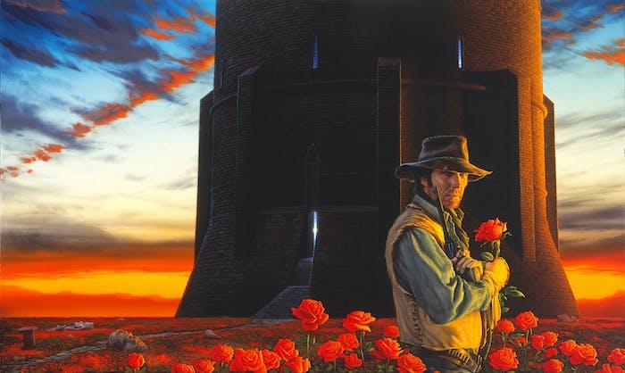The Dark Tower Michael Whelan Dark Tower
