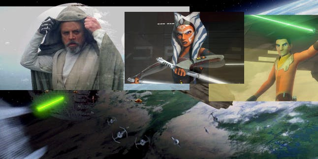 Endor and Rebels