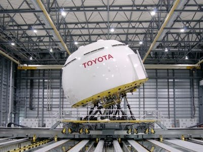 Toyota Breaks From Google and Tesla's Approach to Self-Driving Cars
