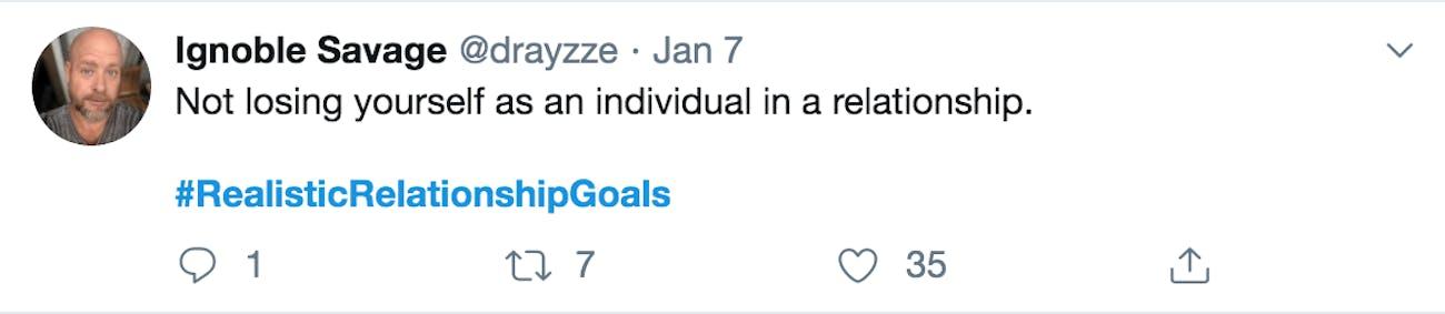 realistic relationship goals
