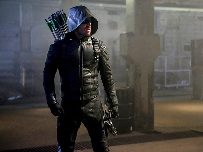 The New 'Arrow' Season 5 Trailer Actually Looks...Awesome?
