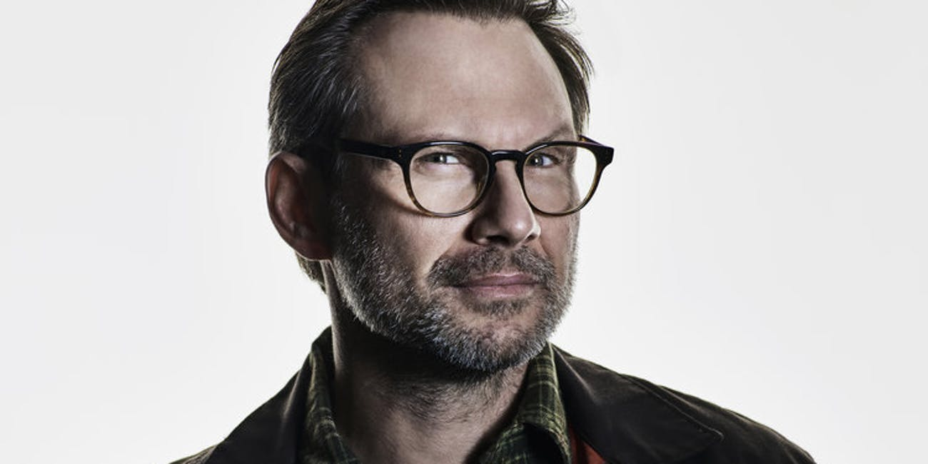 Mr. Robot Christian Slater