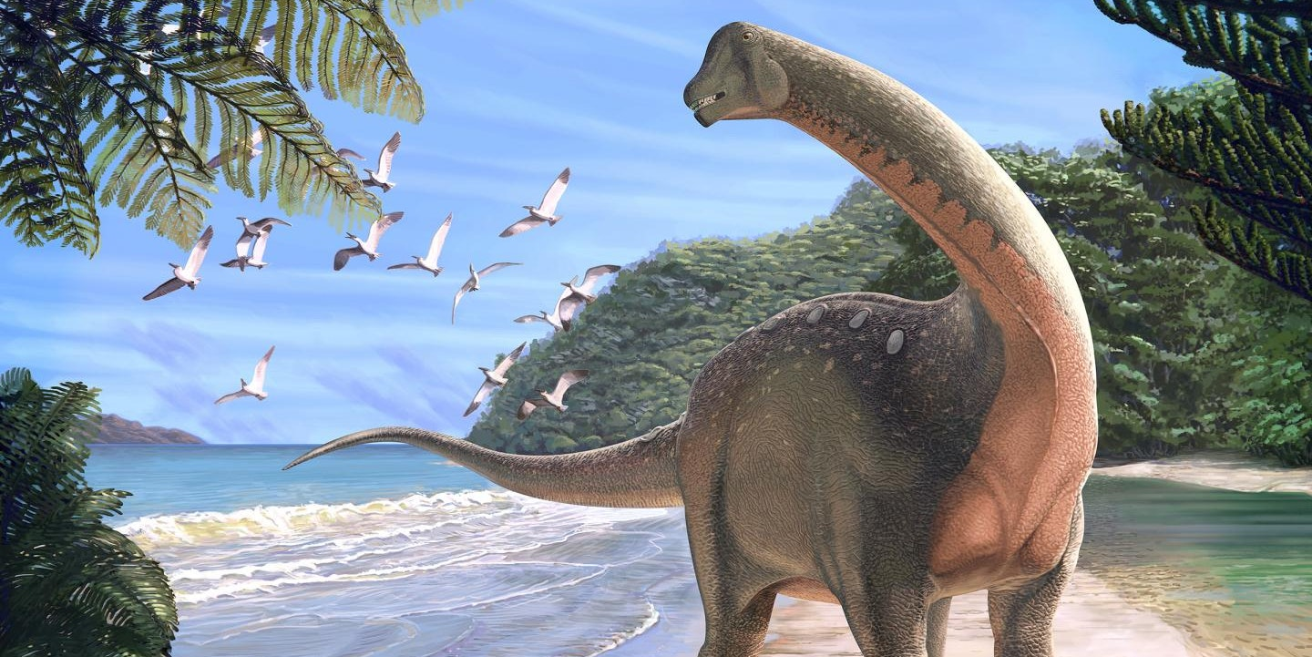 "Newly Discovered Egyptian Dinosaur Is ""Holy Grail"" of Fossils"